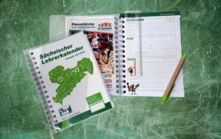 Sächsischer Lehrerkalender und Erzieherkalender